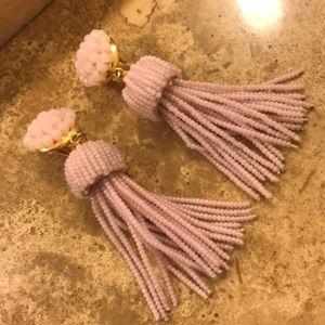 Lisi Lerch tassel earrings in cotton candy